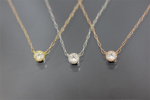 ダイアモンドペンダント