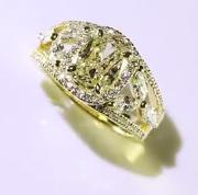 K18ダイヤモンドリング トータル3.144ct